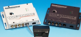 AudioControl to Introduce Overdrive Plus and LCQ-1 at CES