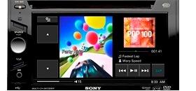 Sony's new car radios for CES include the XAV-622