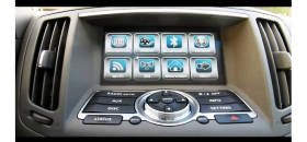 Directus Prodity One Adds Navigation, WiFi to Nissan, Infiniti