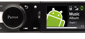 First Android Car Radio is from Parrot: CES