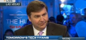 HP hints at webOS tablet February 9 in CNBC interview with Todd Bradley at CES