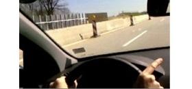 finger gestures control car radio