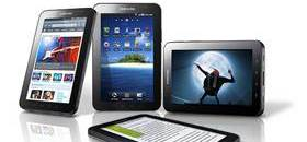 Galaxy Tab returns high