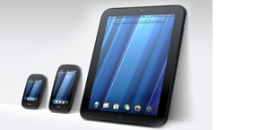 HP Introduced webOS TouchPad
