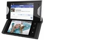 Kyocera Echo via Sprint offers dual touch screens