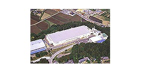 An Alps Electric Facility in Iwata Japan near nuclear facility is closed until Monday