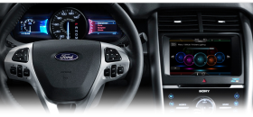 Ford Sync has 94% take rate on Explorer