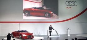 Audi keynote at CES