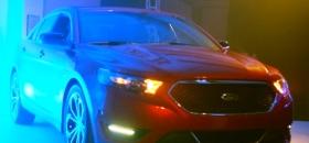 2013 Ford Taurus SHO has Sony sound system