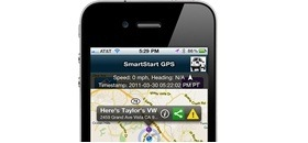 Directed now shipping SmartStart GPS