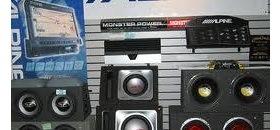 Car audio shortages invite stockpiling