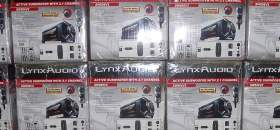 Crimestopper ships Lynx Audio car subs
