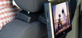 Winegard Cio car tablet with Mobile DTV