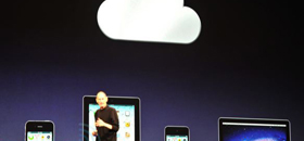 Apple introduces iCloud