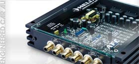 Helix to ship 3 more car audio processors