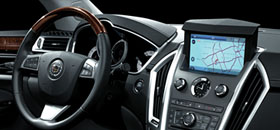 Cadillac may get advanced car radio in MY 2013