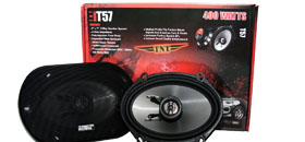 Earthquake launches new TNT car speakers
