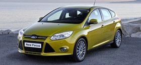 Ford Focus scraps CD changer