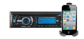 Dual XDMA6540 CD Receiver