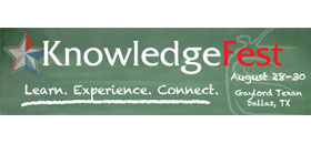 KnowledgeFest car electronics trade show opens Sunday, August 28
