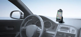 Sony's new car audio iPhone system