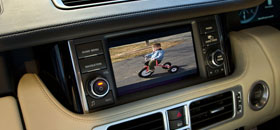 NAV-TV Land Rover Backup Cam