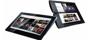 Sony tablets S and P
