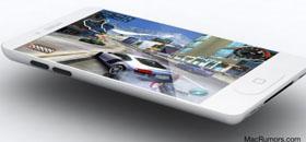 iPhone 5 Mockup by MacRumors