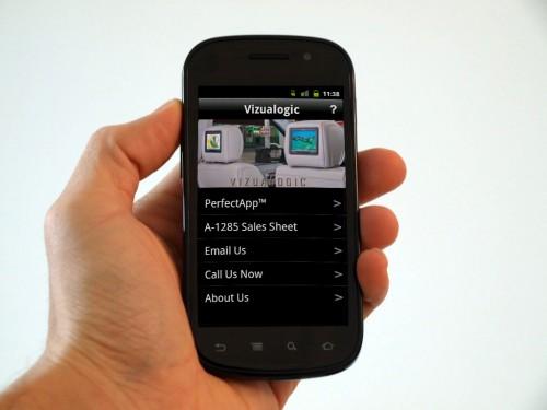 Vizualogic_Android_App