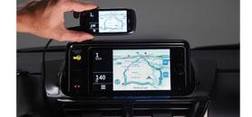Mirror Link in Toyota Europe OEM radio