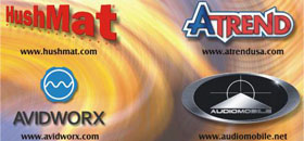 Car Audio Retail Solutions Show