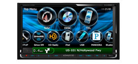 Kenwood DNX9990HD
