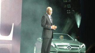 Mercedes Benz Dieter CES 2012