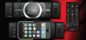 Boss iPhone radio