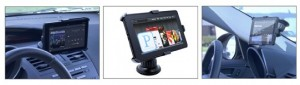 Satechi Kindle Fire car mount