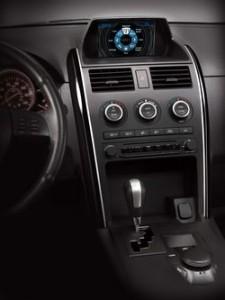 Garmin concept controller screen