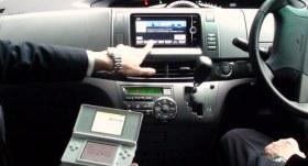 Toyota and Nintendo Navigation