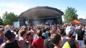 Rockford Vann's tour