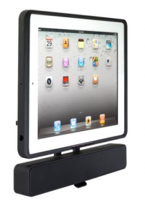 Audiovox Soundbar for iPad
