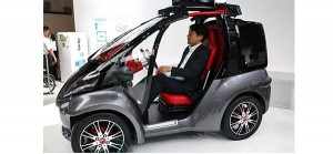 Toyota Smart Insect Engadget