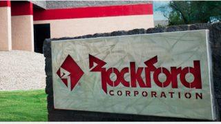 Rockford Corp logo