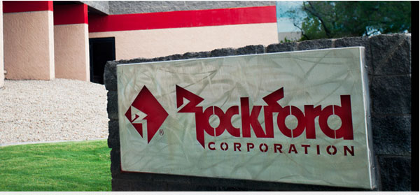 Rockford to Supply Motorsports Company