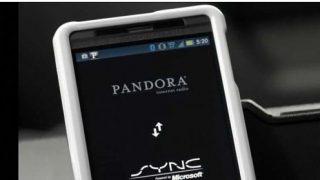 Sync Pandora