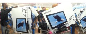 Walmart Black Friday 2012