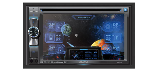 Dual Electronics Intros Tablet Like Screen