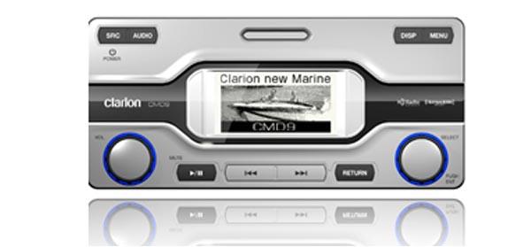 Clarion CMD9