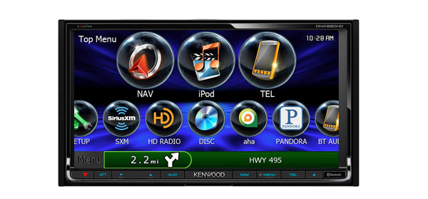 Kenwood DNX890HD