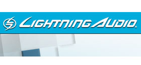 Lightning Audio logo