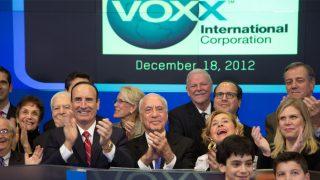 VOXX NASDAQ