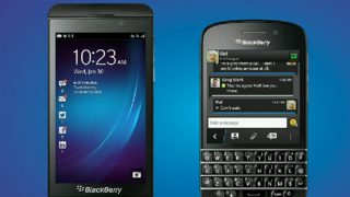 BlackBery Z10 and Z10